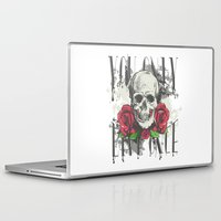 yolo Laptop & iPad Skins featuring YOLO by Danielle Beach
