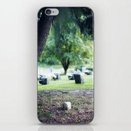 Sanitorium Hill 3 iPhone Skin
