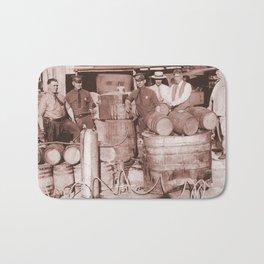 SGT. F.L. Leebrick, WVSP Bath Mat