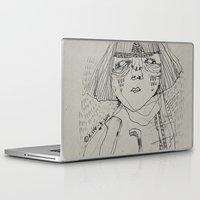 workout Laptop & iPad Skins featuring Workout by ahyeongcho