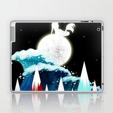 Sirena on the Moon Laptop & iPad Skin