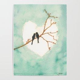 Birdlove Poster