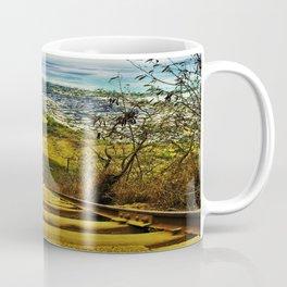 KOKO HEAD CRATER STAIRWAY Coffee Mug