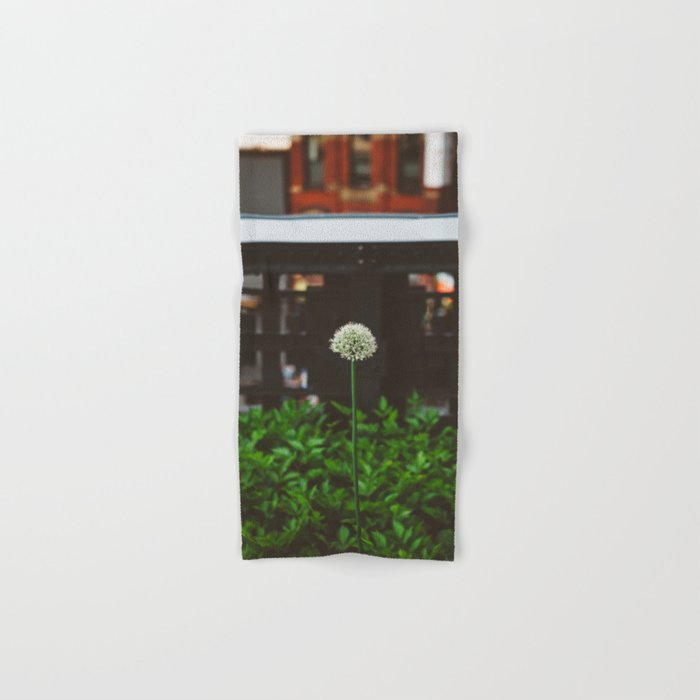 New York Garden Hand & Bath Towel