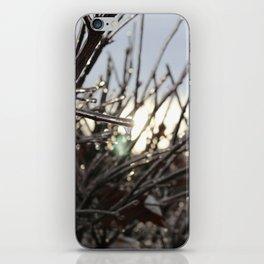 Ice drops iPhone Skin