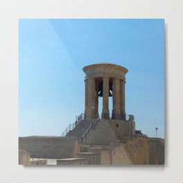 Old Bell Tower  Metal Print