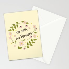 The Inspirational Quote IV Stationery Cards