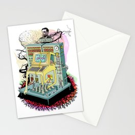 Turing Stationery Cards