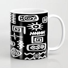 African Motif Coffee Mug