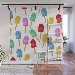Ice Lolly Wall Mural