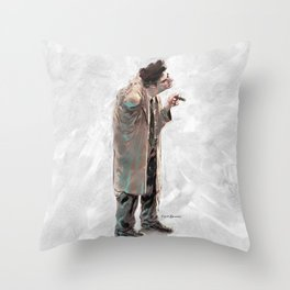 Just one more thing. Throw Pillow