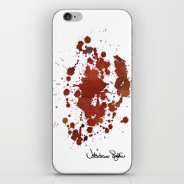 """INTERVENTIONS """"series"""" iPhone Skin"""