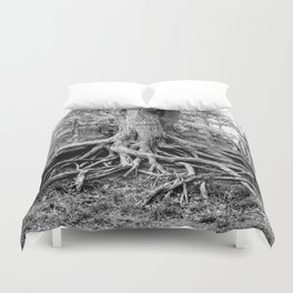 Spread Out, Hold On Duvet Cover