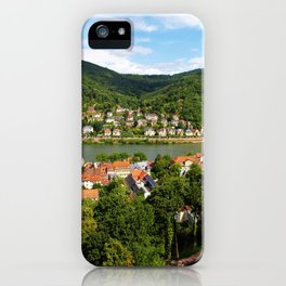 A Sunny City iPhone Case