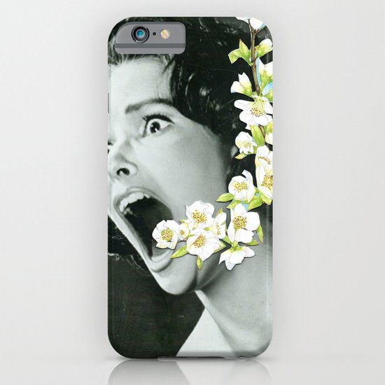 Scream iPhone & iPod Case