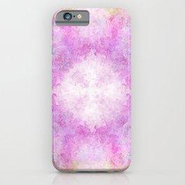 Hippie chic iPhone Case