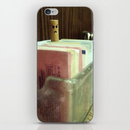 Coffee and Cigarettes iPhone Skin