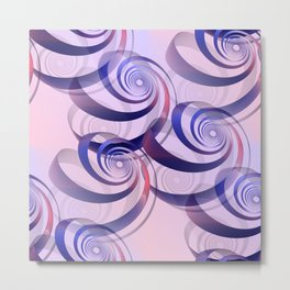 for wall papers and more -c- Metal Print
