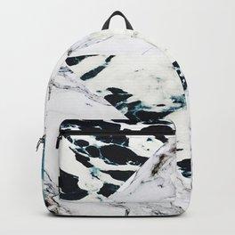 Ocean + Marble Backpack