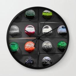 MY EGGOS Wall Clock