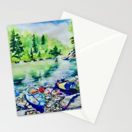 Mulberry River Stationery Cards
