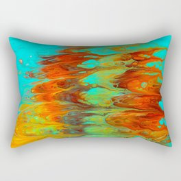 Path Rectangular Pillow