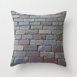 Reynolds Block II Throw Pillow