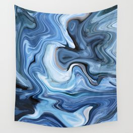 Marble texture print Wall Tapestry
