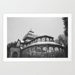 Crystal Palace Art Print