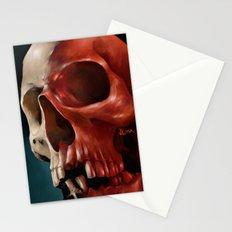 Skull 9 Stationery Cards