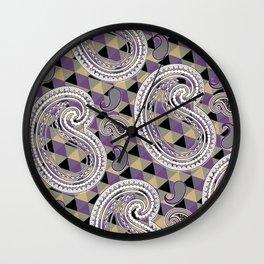 OG Boss Gurple Wall Clock