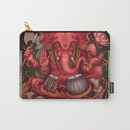 Ganesha Day Carry-All Pouch