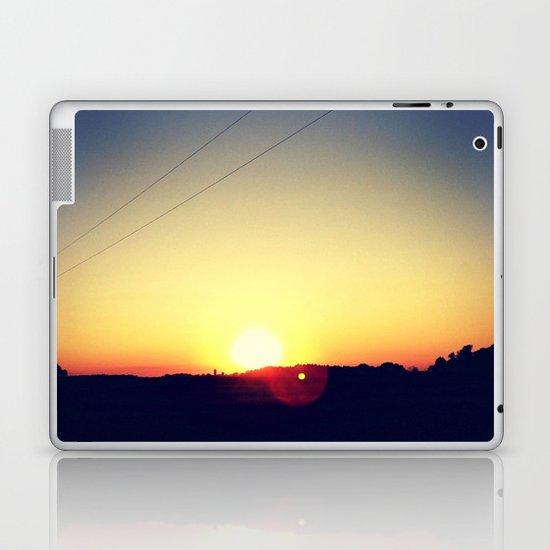 Summer Sets Laptop & iPad Skin