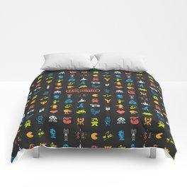 I (heart) Nostalgia Comforters