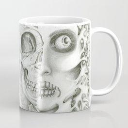 surreal fallen angel Coffee Mug