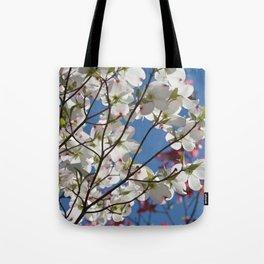 Dogwood Tree Tote Bag