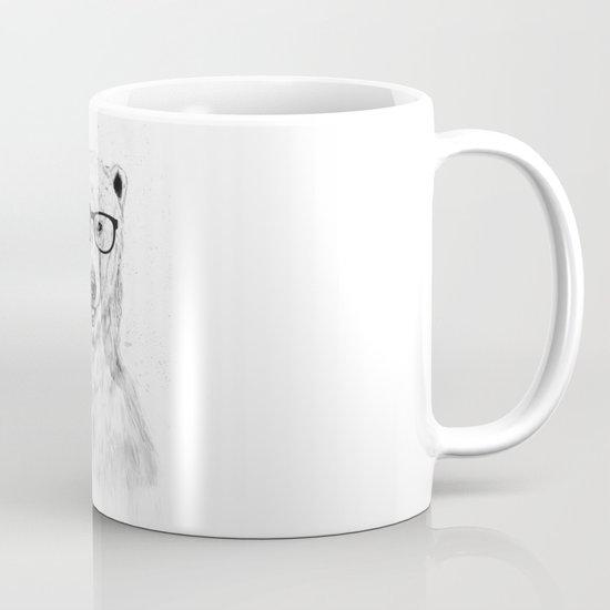 Geek bear Mug