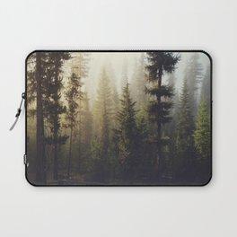 Sunrise Forest Laptop Sleeve