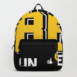 Un bee lievable Backpack