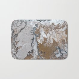 Bronzed Bath Mat