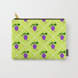 grape pattern Carry-All Pouch