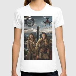 Clexa - New World T-shirt