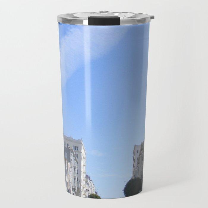 Lanes Travel Mug