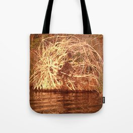 Uprooted Tree Tote Bag