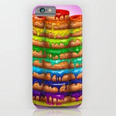 Donuts I 'Sweet Rainbow' iPhone 6s Slim Case
