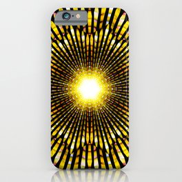 Sun King, 2360u iPhone Case