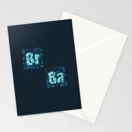Br Ba Stationery Cards