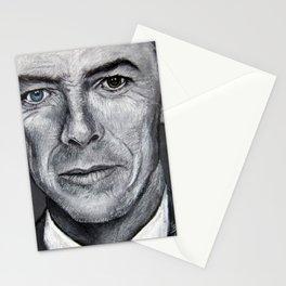 """Bowie"" By Carmen Owen Stationery Cards"