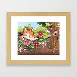 The Serenade Framed Art Print