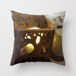 Center piece Throw Pillow